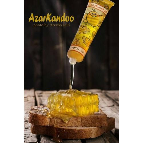 عسل آذرکندو تیوپ 60 گرم